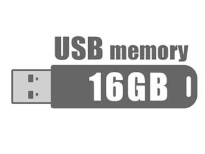 USBフラッシュメモリ 16GB OEM