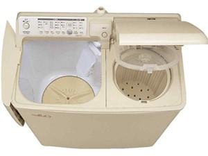 日立【青空】4.5kパワー2槽式洗濯機PA-T45K5【PAT45K5】
