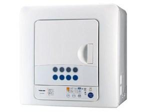 東芝 衣類乾燥機 ピュアホワイト ED-45C(W)
