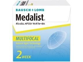 [処方箋不要]メダリスト マルチフォーカル [6枚入り][遠近両用・・・