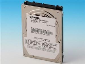 TOSHIBA(東芝) ノート用HDD 2.5inch MK5055GSX 500GB