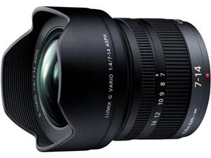 LUMIX G VARIO 7-14mm/F4.0 ASPH. H-F007014
