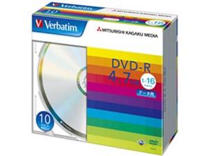 Verbatim DHR47J10V1 (DVD-R 16倍速 10枚組)