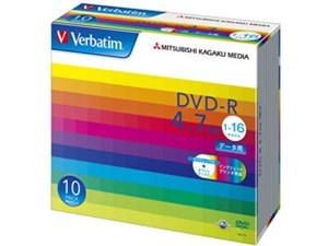 Verbatim DHR47JP10V1 (DVD-R 16倍速 10枚組)