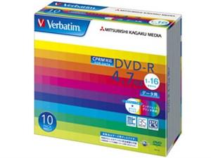 Verbatim DHR47JDP10V1 (DVD-R 16倍速 10枚組)