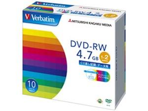 Verbatim DHW47NP10V1 (DVD-RW 2倍速 10枚組)