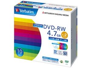 Verbatim DHW47NDP10V1 (DVD-RW 2倍速 10枚組)