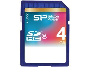 シリコンパワー SP004GBSDH010V10 (SDHC4GB):hitmarket