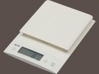 TANITA KD-320-WH ホワイト [デジタルクッキングスケール (キッチンスケール)・・・