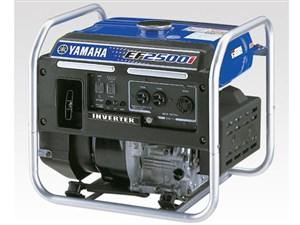 EF2500I ●ヤマハ 2.5kVA オープン型インバータ発電機