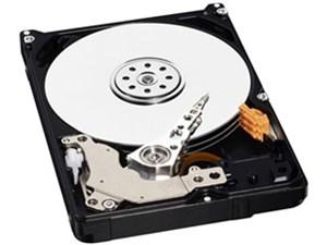 Western Digital製HDD WD7500BPVT 750GB SATA300