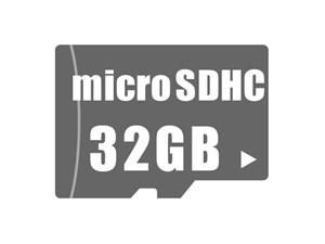 microSDHCメモリーカード 32GB ( Class10 / UHS-I1 高速規格対応) バルク プ・・・