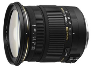 17-50mm F2.8 EX DC OS HSM [ニコン用] 商品画像1:沙羅の木