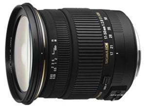 17-50mm F2.8 EX DC OS HSM [ニコン用]