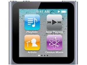 iPod nano MC688J/A [8GB グラファイト]