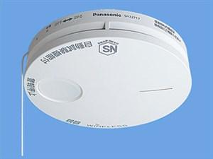 *パナソニック*SH32717 住宅用火災警報器 けむり当番 親機 [薄型・・・
