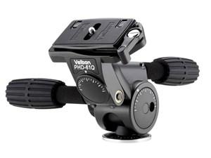 ベルボン ベルボン カメラ用雲台 3ウェイ式 PHD-61Q 1台 4907990470423