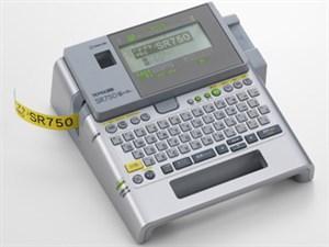 KING JIM製 ラベルライター テプラ PRO SR750