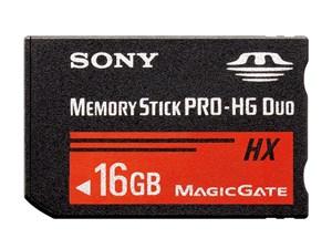 Sony MemoryStickPRO-HGDuo MS-HX16B
