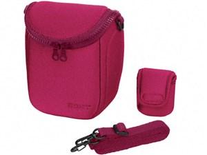 ソニー バッグに入れて持ち歩ける便利なソフトキャリングケース(NEX-5・NEX-3・・・