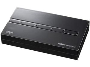 サンワサプライ HDMI切替器(3入力・1出力) SW-HD31