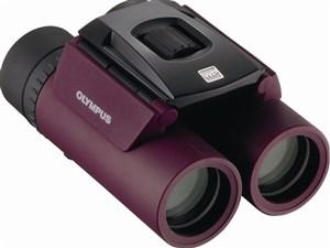 【送料無料】OLYMPUS 双眼鏡 8x25 WP II PUR [ディープパープル]