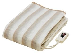 sugiyama 電気毛布 電気掛け敷き毛布 188×130cm NA-013K
