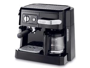 デロンギ DeLonghi コンビコーヒーメーカー ブラック BCO410J-B