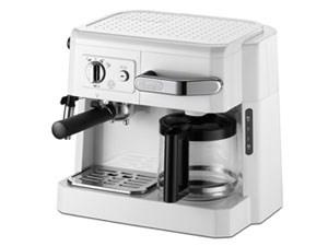 コンビコーヒーメーカー デロンギ ホワイト BCO410J-W