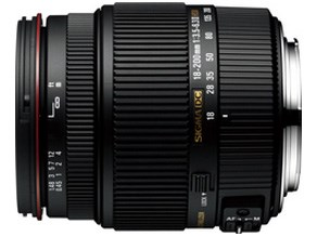 18-200mm F3.5-6.3 II DC OS HSM [ニコン用]