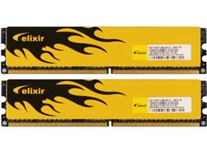 CFD ELIXIR W3U1600HQ-4G DDR3 PC3-12800 4GBx2枚組