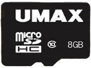 UM-MCSDHC-C10-8G(microSDHC CL10)◆ネコポス便配送制限12点まで◆ 商品画像1:秋葉Direct