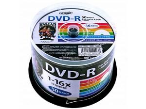 磁気研究所 データ用DVD-R 16倍速 HDDR47JNP50