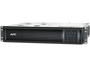 Smart-UPS 1500 LCD RM 2U 100V SMT1500RMJ2U [黒]