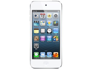 iPod touch MD720J/A [32GB ホワイト&シルバー]