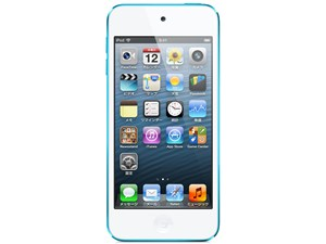iPod touch MD718J/A [64GB ブルー]