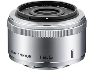 1 NIKKOR 18.5mm f/1.8 [シルバー] 商品画像1:SMART1-SHOP