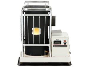 *コロナ*SV-1512B 半密閉式石油暖房機[業務用] 11.3kW 木造29畳/コンクリート・・・