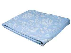綿 掛け毛布 EM-733 TEKNOS テクノス 洗える 綿掛敷毛布 防ダニ 防臭効果 毛・・・