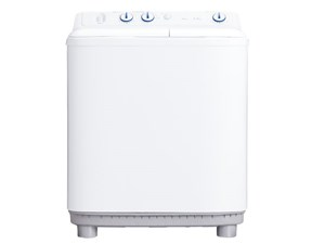 JW-W55E-W ハイアール 二層式洗濯機 5.5Kg ホワイト