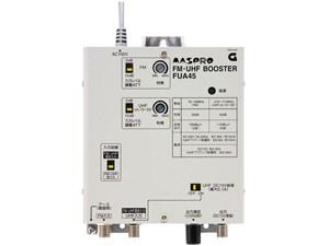 マスプロ【アンテナ機器】共同受信用ブースター (地デジ/FM増幅) 45dB型 FUA4・・・