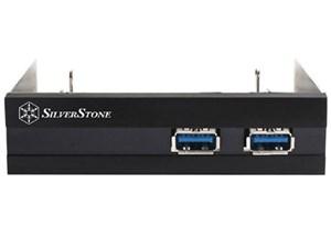 SilverStone SST-FP36B-E Black
