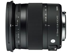 SIGMA 17-70mm F2.8-4 DC MACRO HSM [ソニー用]