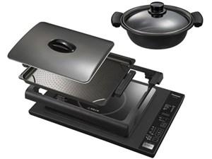 パナソニック【Panasonic】卓上IH調理器 ホットプレート KZ-HP2100-K★【KZHP・・・