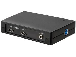 エスケイネット MonsterX U3.0R USB3.0 HDMIビデオキャプチャー SK-MVXU3R