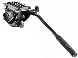 プロフルード ビデオ雲台 60mm フラットベース MVH500AH