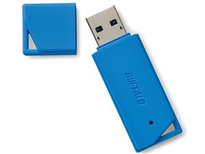 BUFFALO USB3.0用 USBメモリー RUF3-K32GA-BL 32GB