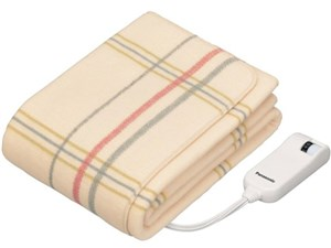 電気しき毛布 DB-US11LS-C シングルLSサイズ パナソニック