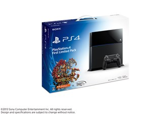 SONY PS4 First Limited Pack 500GB CUHJ-10000