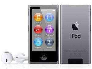 iPod nano ME971J/A [16GB スペースグレイ] 商品画像1:GRACE SHOP